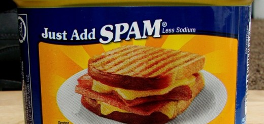 Just add spam